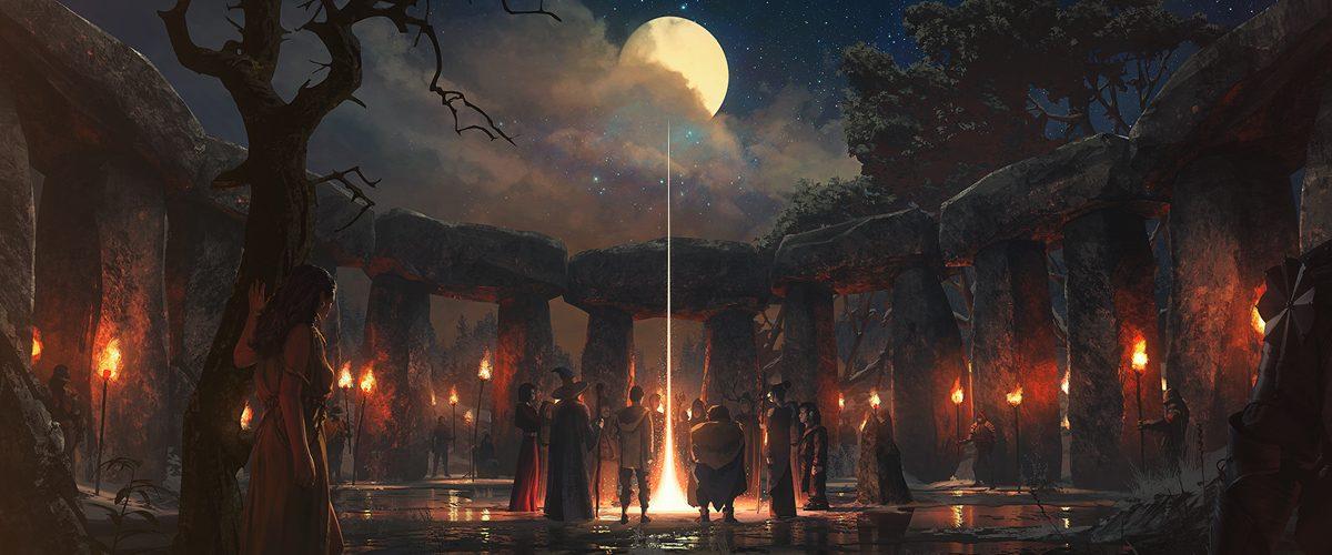 El ritual de Crosmelc