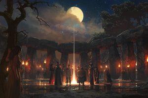 Los Profetas - El ritual de Crosmelc